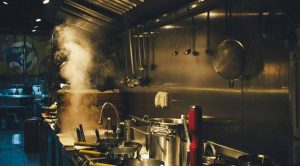 Miami Restaurant ready for FOG Control device assessments.